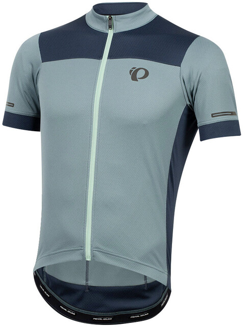PEARL iZUMi Elite Escape SS Semi Form Jersey Men arctic/midnight navy
